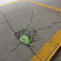 ants revenge