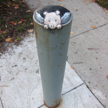 flying pig standpipe