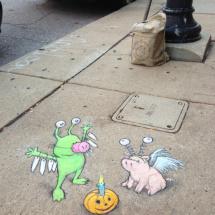 halloween flattery
