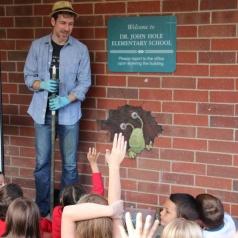 DSZ at Dr. John Hole Elementary School
