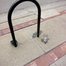 minibike lockup