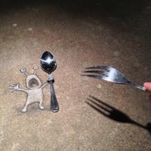 spoon warrior vs fork